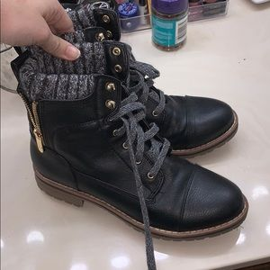 Tommy hilfiger omar combay boots